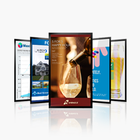 Digital Signage, Sign Boards and Banners